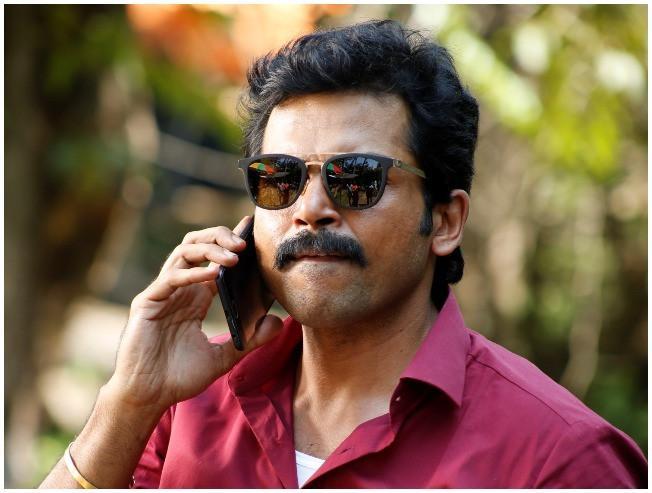 Kaithi Karthi movie scene Lokesh Kanagaraj Narain Khaidi Sam CS - Movie Cinema News