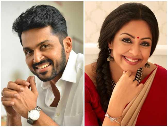 Super Deluxe Rasukutty Ashwanth In Karthi Jyothika Film Karthi 20 Jeethu Joseph - Tamil Movie Cinema News