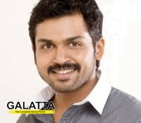 Happy birthday Karthi!