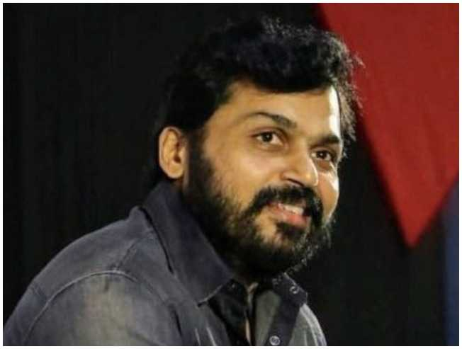 Big announcement on Karthi's next intense action film