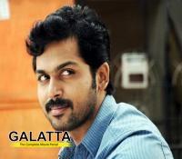 Karthi gets Suriya's director and heroine!