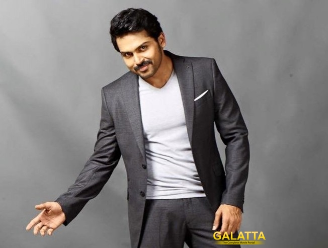 Karthi steps up for acclaimed film sequel