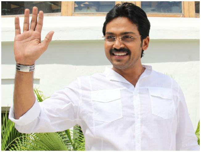 Karthi issues statement about campaigning in Elections 2019