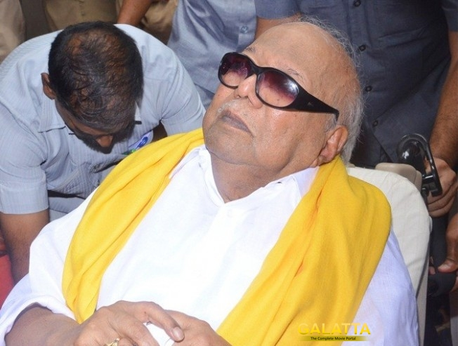 Crucial Update On DMK Chief Dr Kalaignar Health Condition