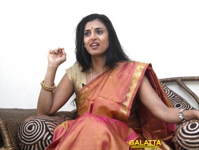 Petta interval scene revealed by Kasthuri Shankar Rajinikanth Karthik Subbaraj Vijay Sethupathi Anirudh