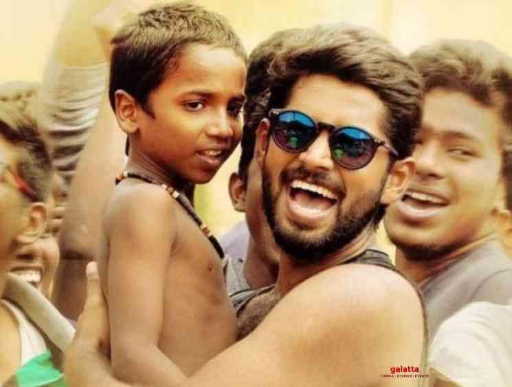 Kathir Jada complete background score to release on April 3 - Tamil Movie Cinema News