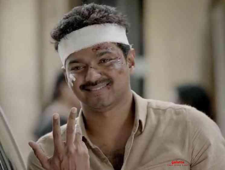 Kaththi cinematographer George C Williams emotional about career - Tamil Movie Cinema News