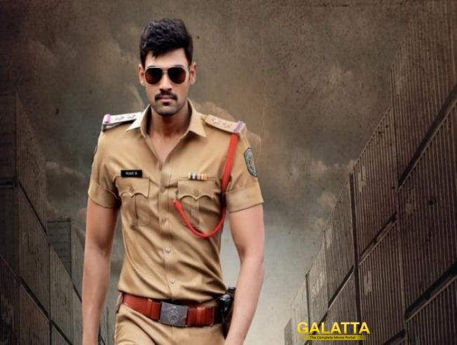 Kavachan Bellamkonda Srinivas Kajal Agarwal Mehrene December 7 Action film