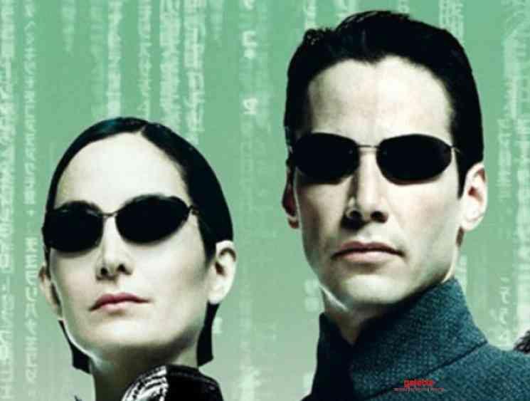 Keanu Reeves The Matrix 4 shooting spot videos go viral - Tamil Movie Cinema News