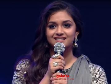 Keerthy Suresh six years in cinema Maidaan Sarkar Miss India - Tamil Movie Cinema News