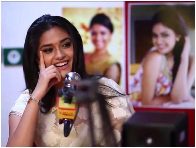 Keerthy Suresh's ultimate weight loss transformation - picture goes viral