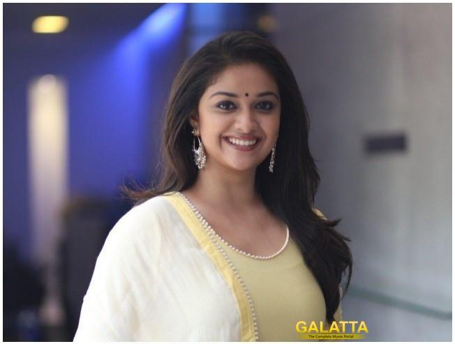 Official Keerthy Sureshs next movies cast is officially announced check deets