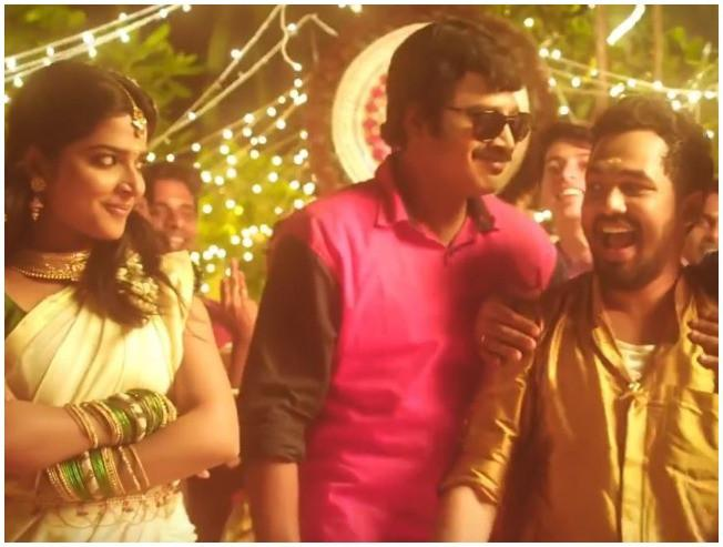 Natpe Thunai Kerala Song Video Song Hiphop Tamizha Adhi Anagha Sundar C