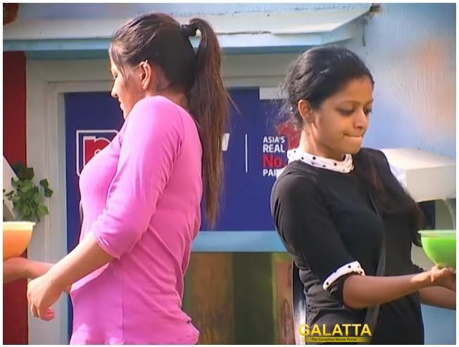 BIGG BOSS 2 Finalist - Yashika or Janani?