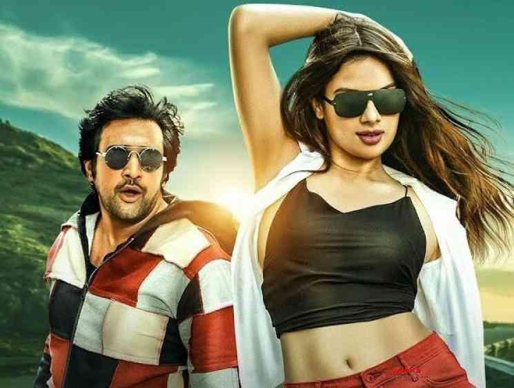 Khakii Official Trailer Chirranjeevi Sarja Tanya Hope - Tamil Movie Cinema News