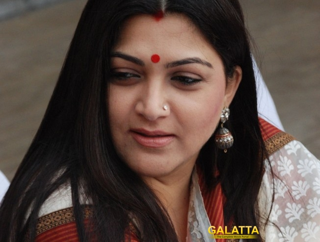 Khushboo in Trivikram's next