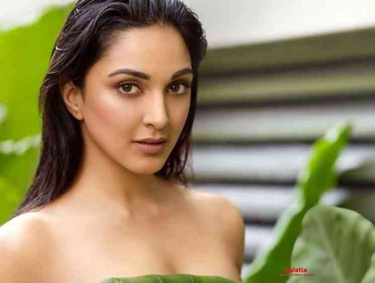 Kiara Advani bold Dabboo Ratnani Calendar photoshoot 2020 - Tamil Movie Cinema News