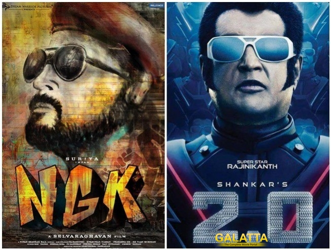 NGK: Suriya-Selvaraghavan's Film With A 2.0 Connect