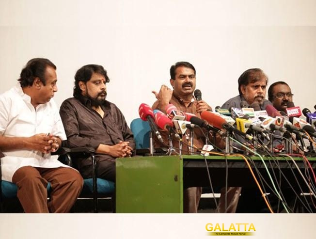We Need a Statue for Him, Tamil Film Fraternity Fights