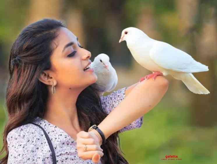 Kotthaga Kotthaga song video Miss India Keerthy Suresh Thaman S - Tamil Movie Cinema News