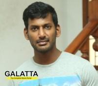 Vishal confirms on Paayum Puli
