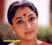 Actress Lakshmi picks her favourite