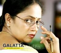 Lakshmy Ramakrishnan files case against Vijay TV