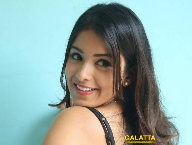 Telugu actress Latha Hegde in Oh Andha Naatkal