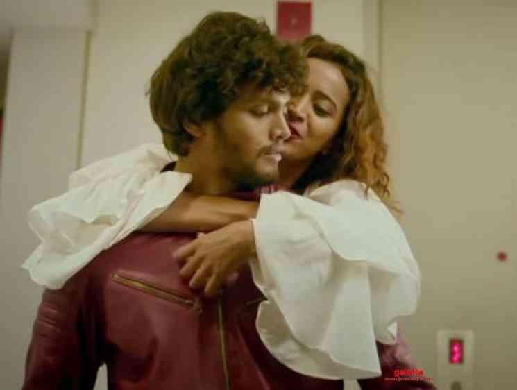 Life Anubhavinchu Raja Romantic Scene Ravi Teja Sravani Nikki - Kannada Movie Cinema News