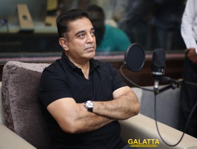 Vishwaroopam 2 Dubbing Begins Kamal Haasan Ulaganayagan
