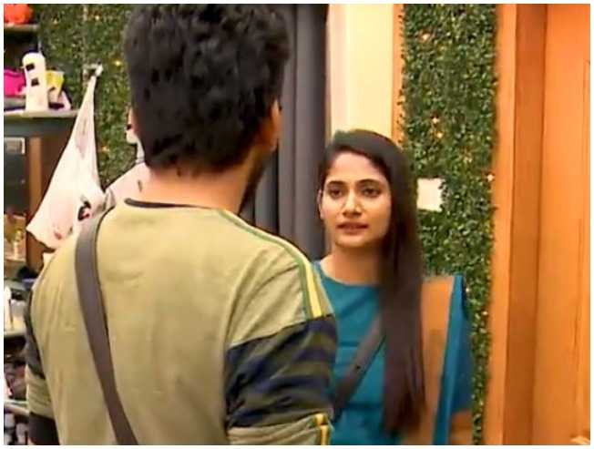 Bigg Boss 3 Losliya crying Kavin Sakshi Agarwal Vanitha Sherin