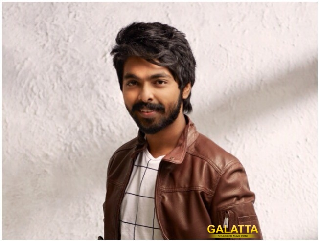 G V Prakash Exclusive Tamil New Year Photoshoot From Galatta
