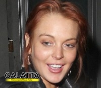 Lohan being picked on again?