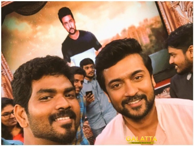 Suriya's Elite Gift To Vignesh ShivN For Thaanaa Serndha Koottam