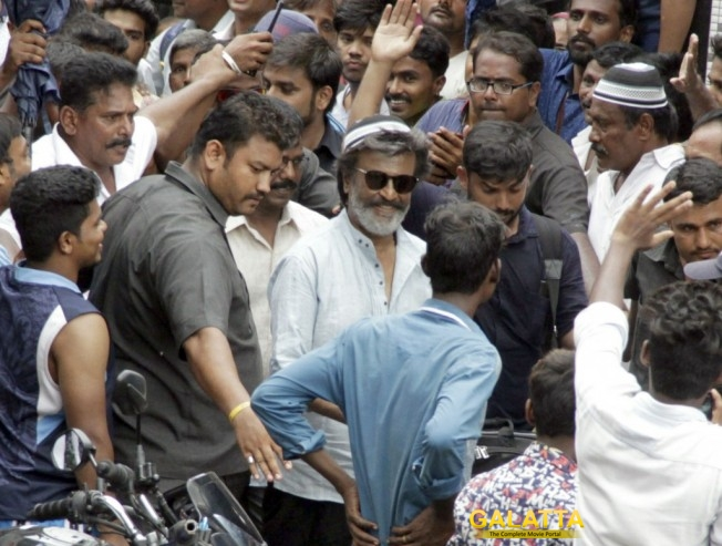Superstar Rajinikanth Kaala To Possibly Release For Ramzan In June