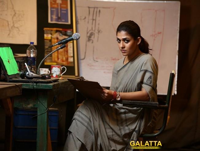 Nayanthara Pens Heartfelt Statement