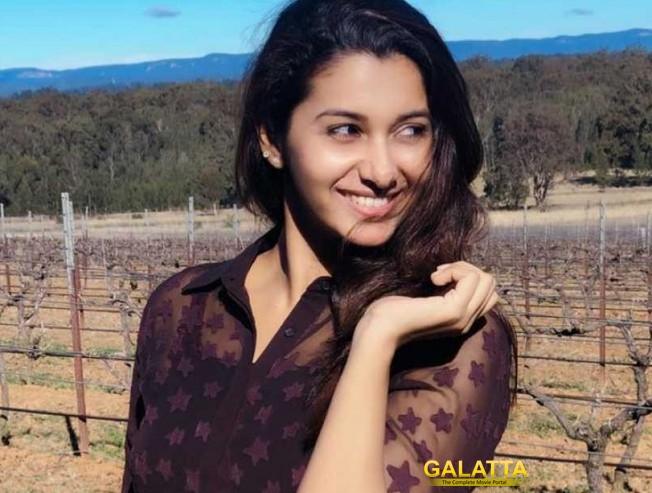 Atharvaa Kannan Movie To Have Priya Bhavani Shankar As Heroine