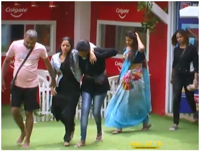 Bigg Boss Tamil Promo 21 September Aishwarya Dutta Injures Janani Iyer