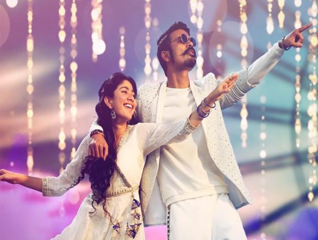 Sindhubaadh Rockstar Robber ADK Song Yuvan Vijay Sethupathi Anjali Rowdy Baby