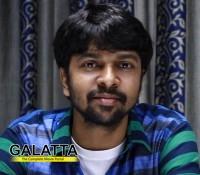 SJ Suryah impressed with Madhan Karky!