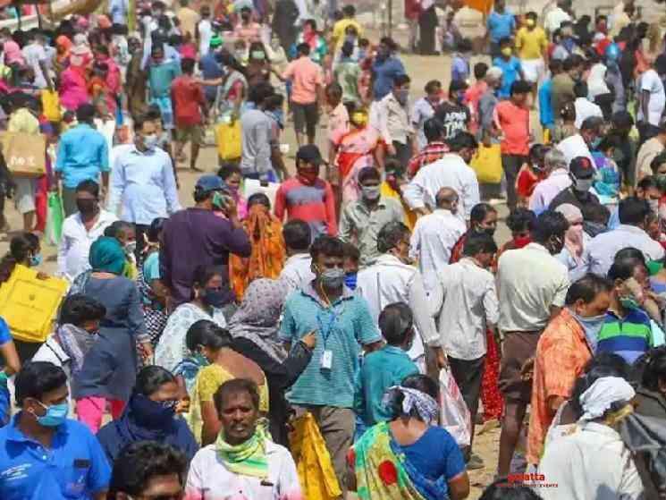 Experts say Community Spread of COVID has begun in Chennai - Tamil Movie Cinema News