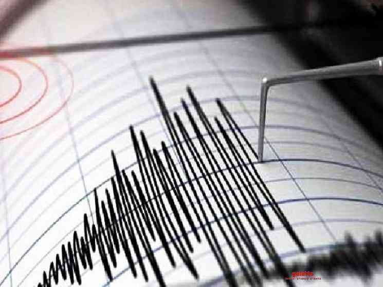 Earthquake hits Delhi for 4th time in 2 months - Tamil Movie Cinema News