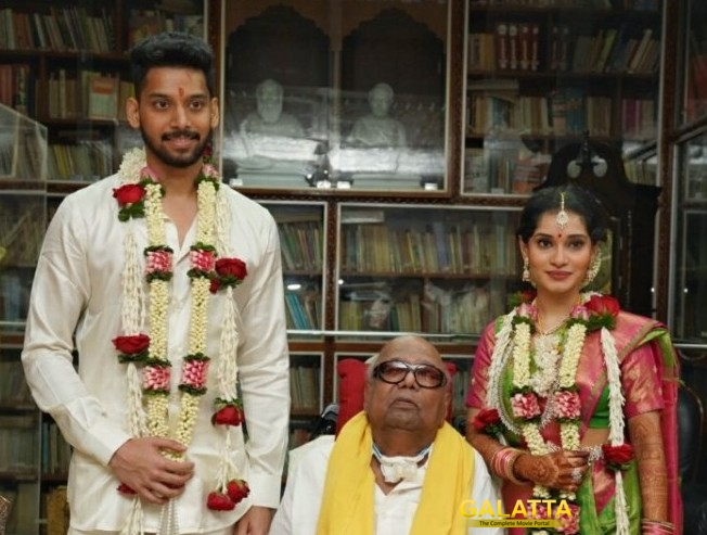 JUST IN: Vikram's Daughter's Mehendi Ceremony!