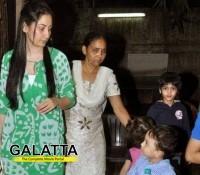 Sanjay asks wife not to attend Policegiri premier in Dubai! Why?