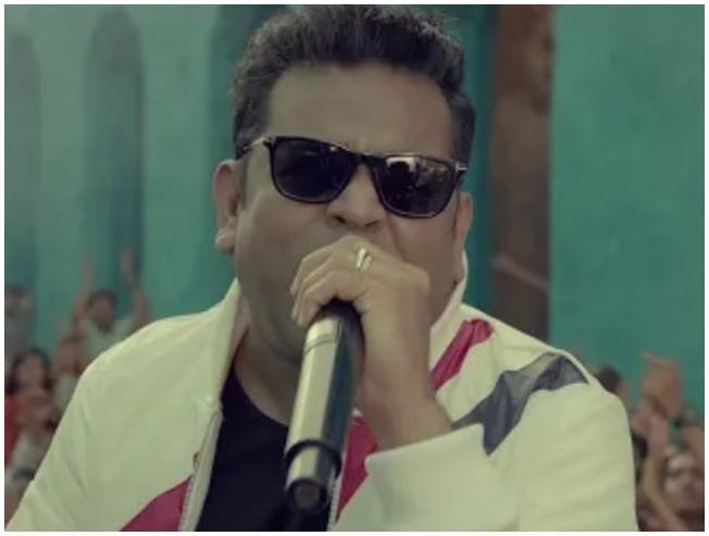 Marvel Anthem Tamil Avengers Endgame AR Rahman Vijay Sethupathi