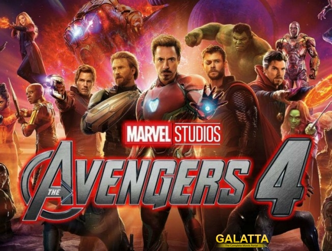 Avengers End Game Official Trailer Released Watch Online April 2019 Release