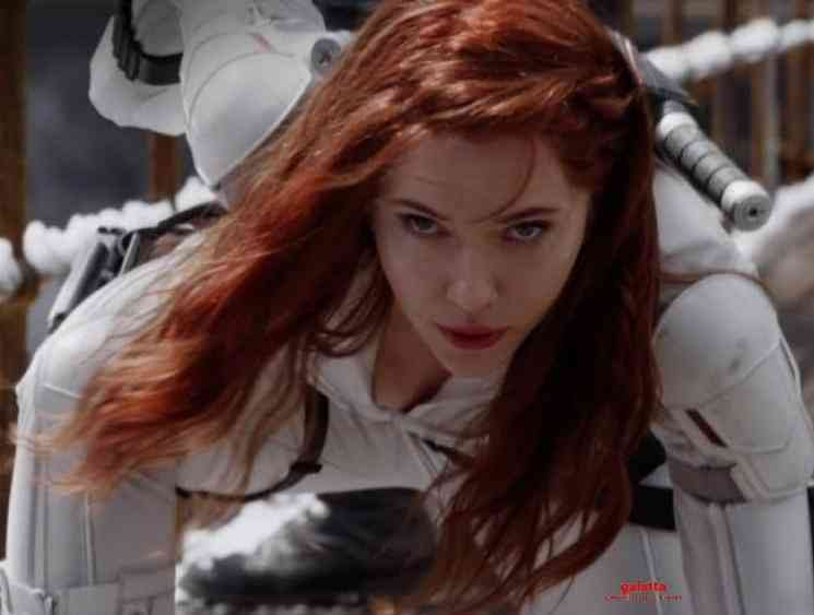 Marvel Studios Black Widow Big Game Spot Scarlett Johansson - Tamil Movie Cinema News