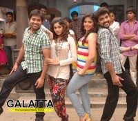 Kalakalappu audio release today!