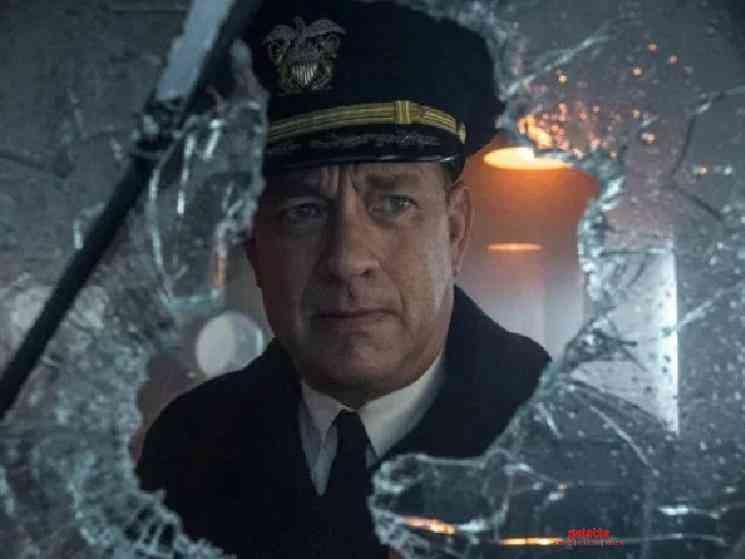 Tom Hanks Greyhound trailer released Aaron Schneider - Tamil Movie Cinema News