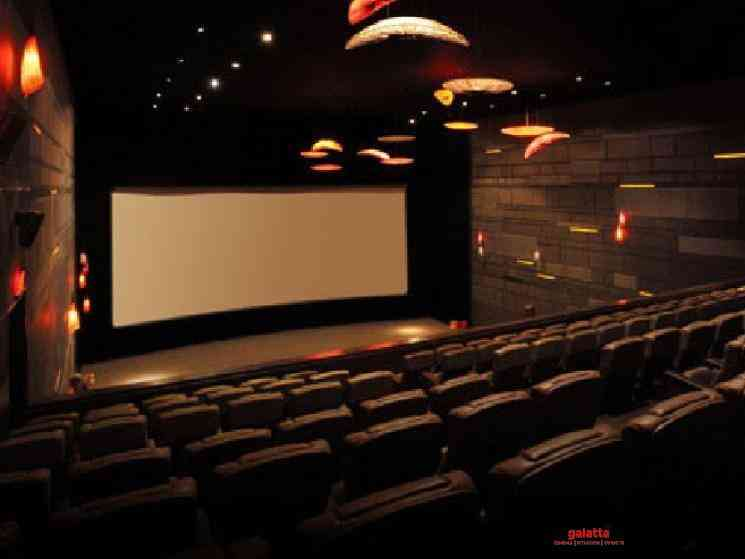 Theatres shutdown in Tamil Nadu till March 31 avoid Corona Virus - Telugu Movie Cinema News